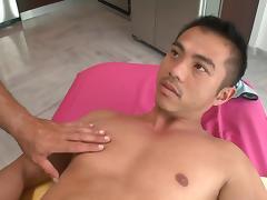 Sensual oil massage
