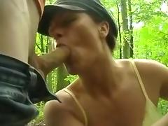 Dogging -Wife Commits Adultery in the Forest
