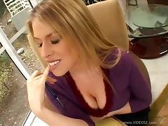 Hardcore interracial anal sex after nasty tit-job along cute Daphne Rosen