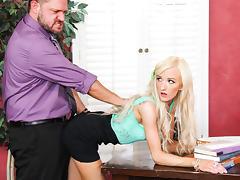 Skylar Green, Alec Knight in Too Big For Girls #16,  Scene #02