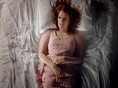 Girl masturbating -Tesla-