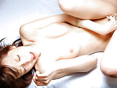 Exotic Japanese chick Arisa Kanno in Horny JAV uncensored Cumshots clip