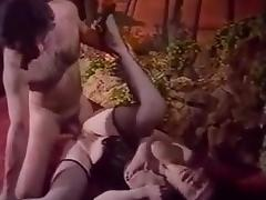 Vintage Anal Action