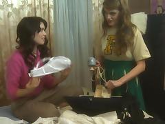 Faye Reagan & Ashlyn Rae & RayVeness in Pin-Up Girls #02, Scene #02