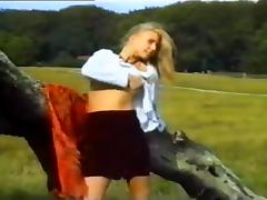 vintage dutch danish amateur college girl