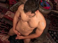 Ricky Martinez in Arab Heat, Scene #09