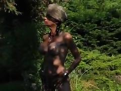 Vanessa Fetish Milf Mature BDSM Whip High Heels Boots Slave