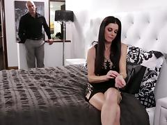 India Summer cheating with her Step Son
