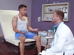 Exotic gay clip with Hunks, Sex scenes