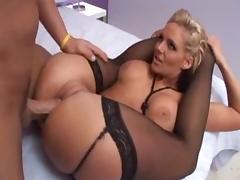 Fabulous pornstar Phoenix Marie in crazy swallow, big tits xxx clip