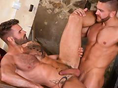 Dani Robles & Emir Boscatto in Hung Country, Scene #02 - RagingStallion