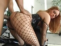 Exotic pornstar Jazmine Cashmere in amazing spanking, big butt adult video