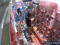 Haruka sasai asian doll has public sex 1