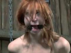 Bondge Slut Duct Taped