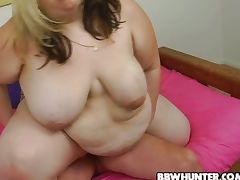 BBW Hunter Monique