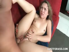 Blondie having an orgasmic twat fuck