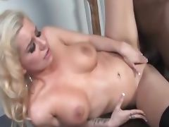 MARiah MadySinn group fucked in the wazoo by a hung Dark