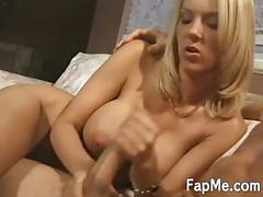 Amazing girl takes on a big cock