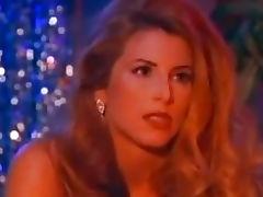 While visiting a strip club a politician watches
