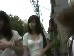 Asian babes abused