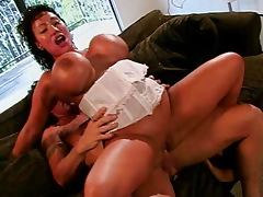 Ava Devine rammed double