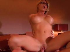 Hot sex with alluring beauty Krissy Lynn