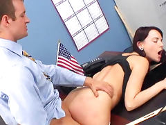 Perverted schoolgirl Dana Dearmond and her lovely teacher