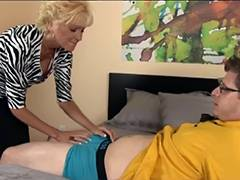 Aunts fucked and sucks better