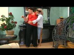 Rosemary and Govard naughty mature