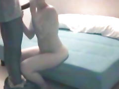 White Teen Cheats On Her BF With A Black Homie