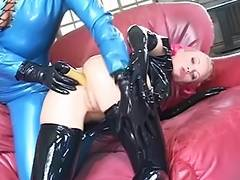 Latex videos. Check out as latex is being utilized in order to satisfy fantastic sexual desires