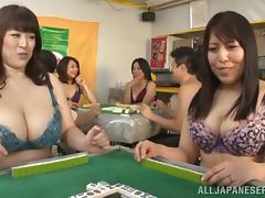 Asian Matures videos. Horny Asian mature bitch gets her wet hairy cunt fucked