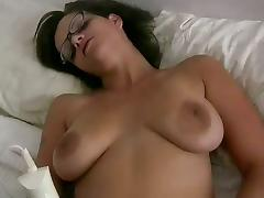 Big Nipples On Her Big Tits Is What Made Her Lover Cum Very Fast