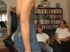 Aged Small Marangos Dawndi Receives Team-Fucked